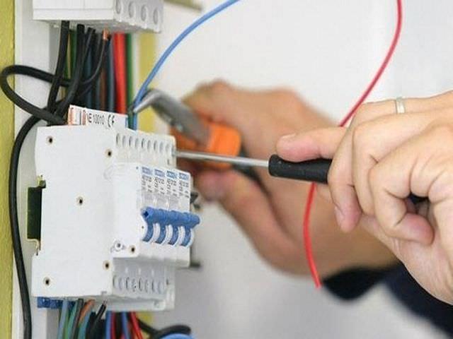 Устранение неполадок с электропроводкой