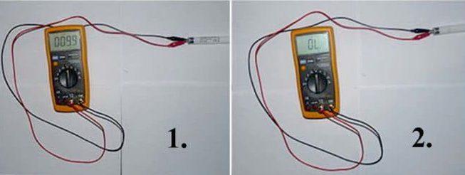Целостность спиралей-электродов