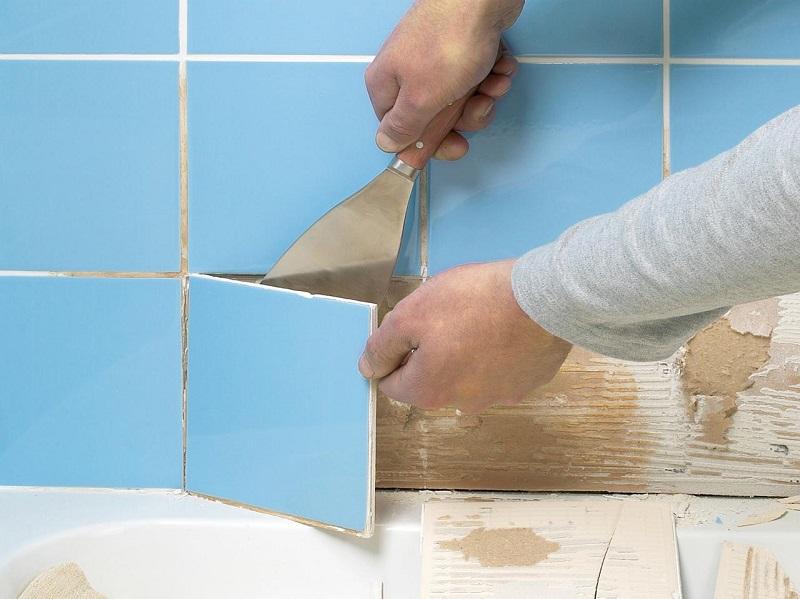 Подготовка и монтаж покрытия