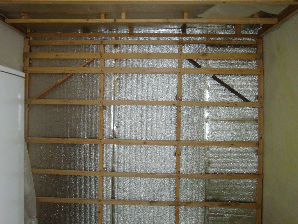 Как утеплить стены пенопластом снаружи и изнутри