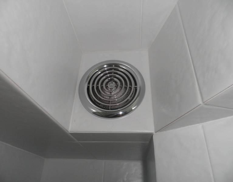 Преимущества установки вентилятора