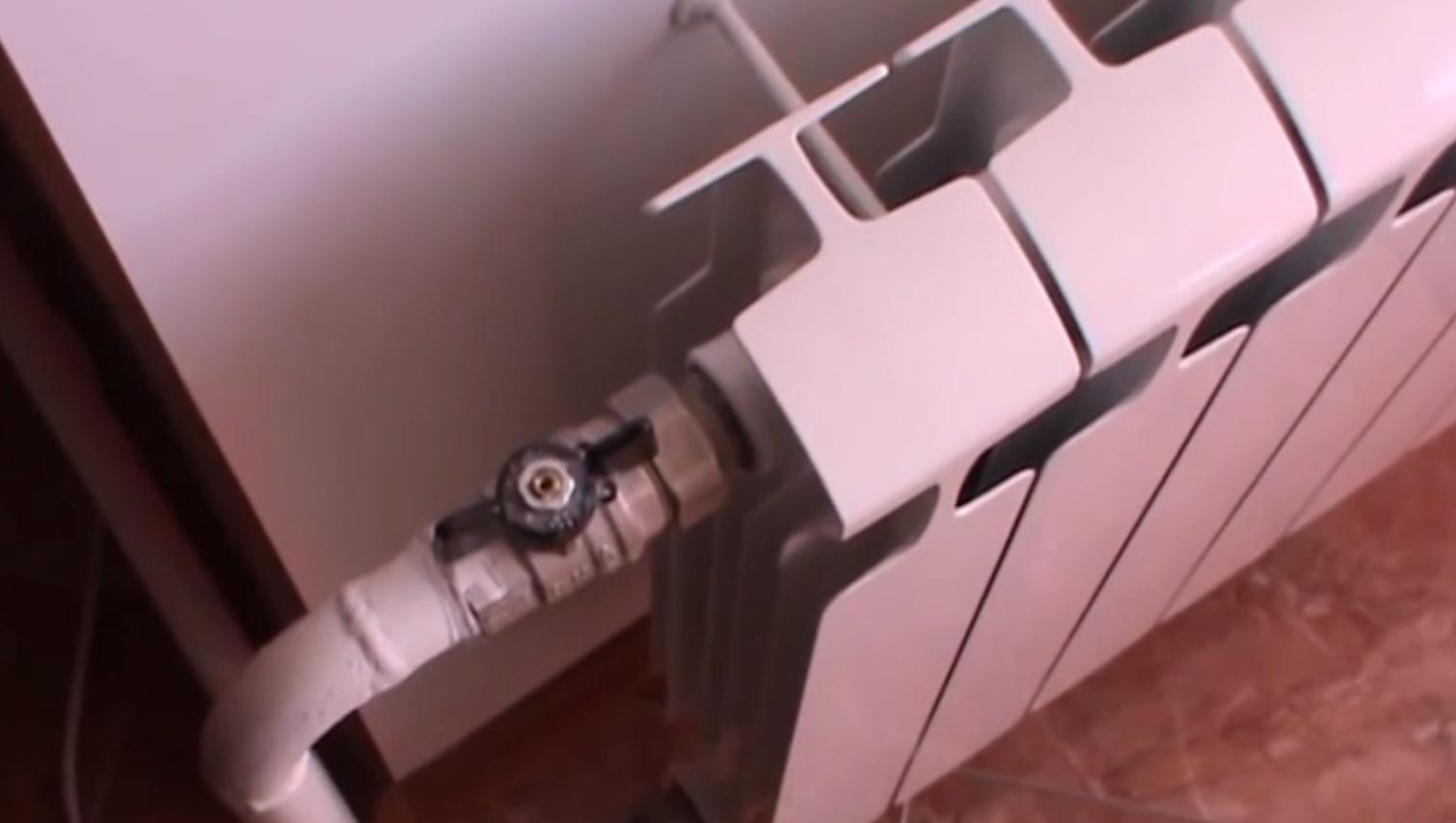 кран для перекрытия воды