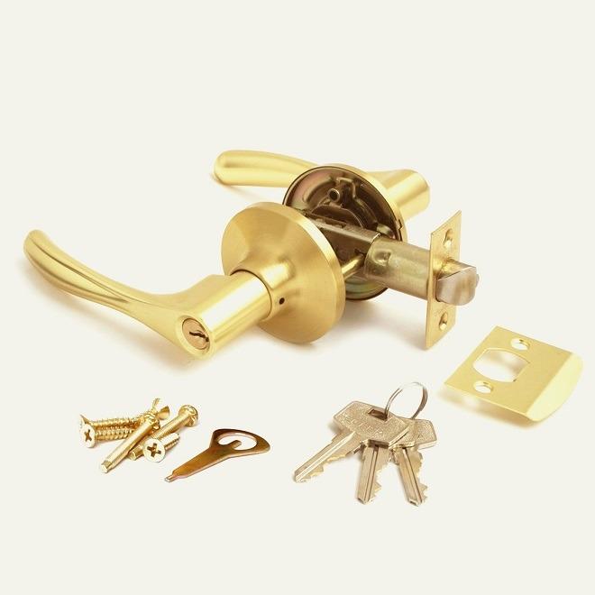 с ключом