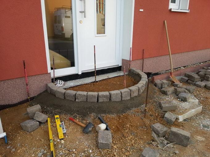 Изготовление бетонного крыльца – подготавливаем материалы и инструменты