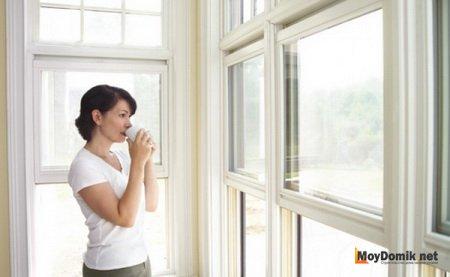 Как лучше утеплить деревянные окна от холода