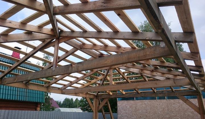 Как проще и дешевле построить каркасный садовый дом своими руками.