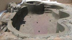 Бетонный бассейн-2