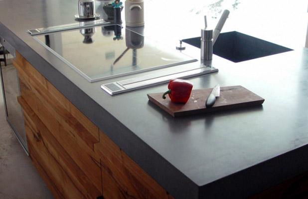 Столешница для кухни — 50 фото-идей: