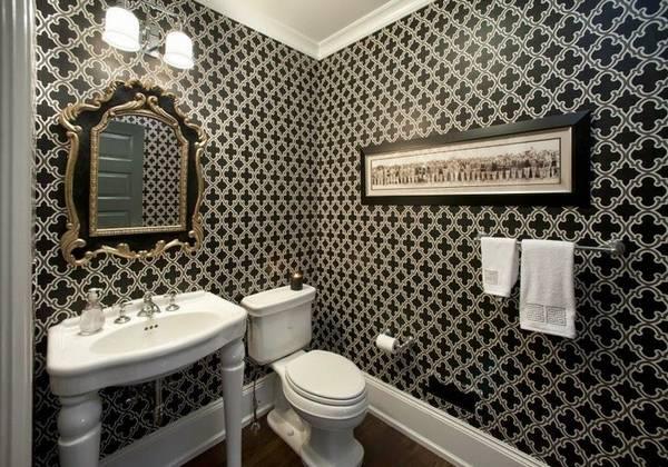 ванная в частном доме фото, фото 34