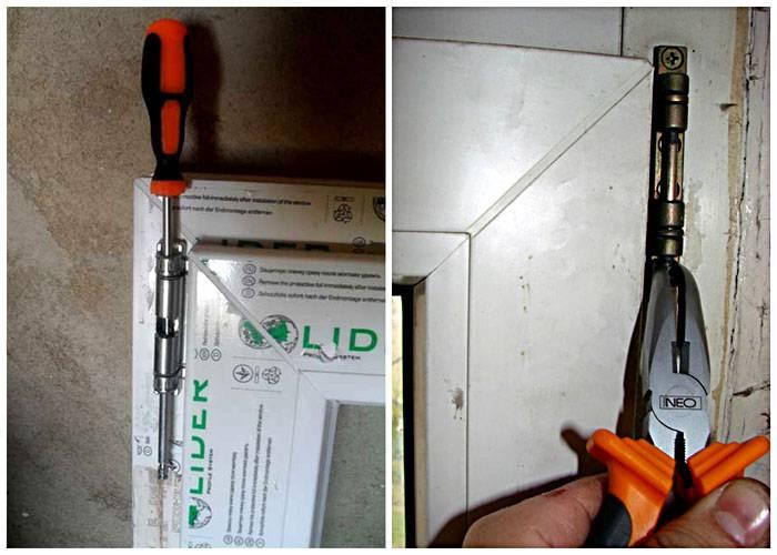 При необходимости дверь можно полностью снять с петель