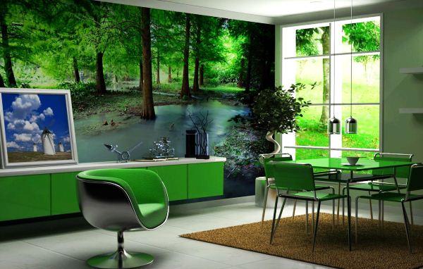Возможности фотообоев в увеличении пространства комнаты