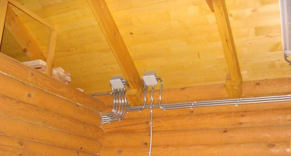 Прокладка кабеля в гофрированном металлическом шланге намного удобнее и требует меньших затрат