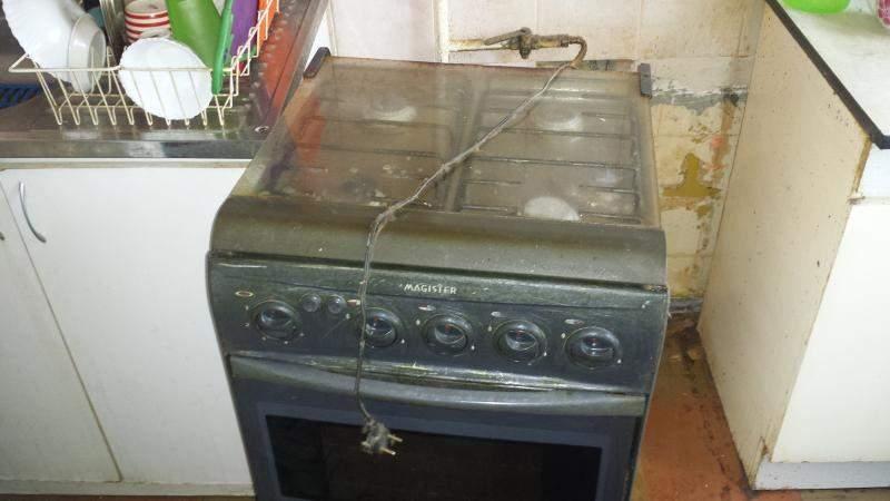 Демонтаж старого оборудования