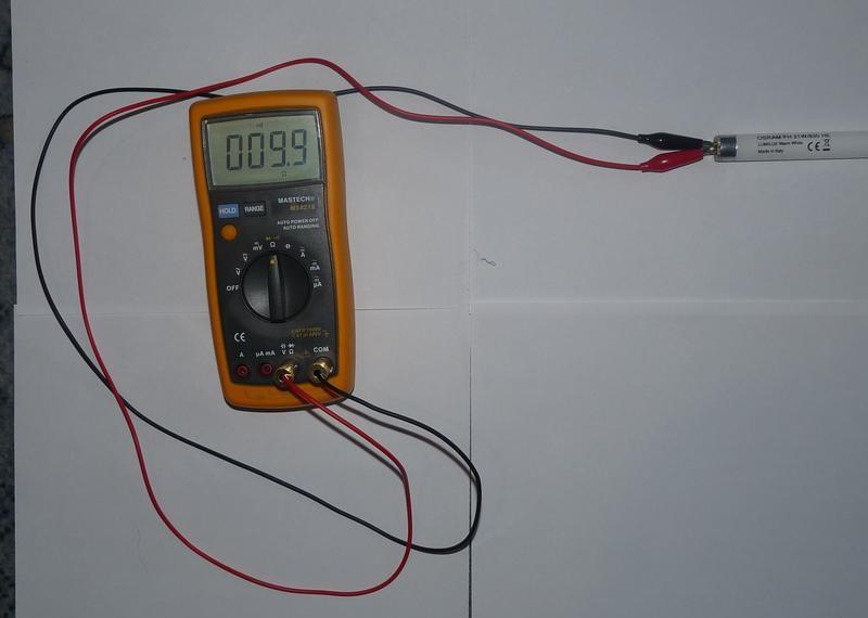 Целостность спиралей электродов