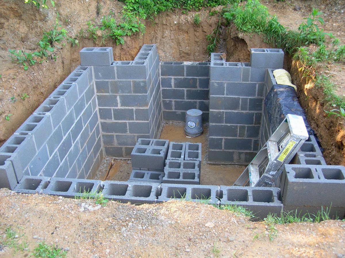 Погреб своими руками: руководство по строительству