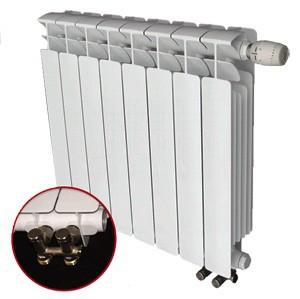 Как слить воду из современных радиаторов