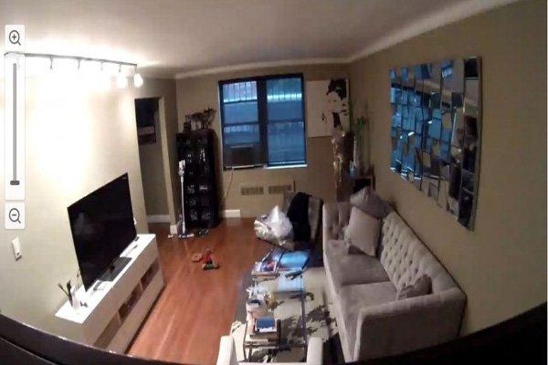 AHD камера внутри помещения