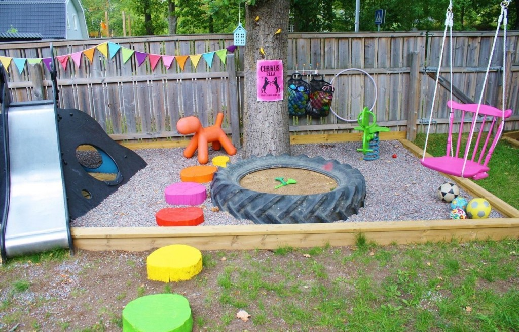 Как сделать детскую песочницу своими руками: фото и идеи для загородных участков