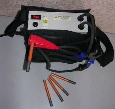аппарат для сварки медных проводов