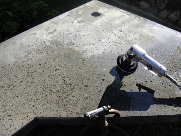 Как сделать столешницу из плитки