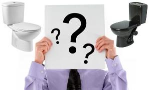 Как выбрать унитаз без брызг?