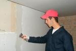 штукатурка стен из гкл