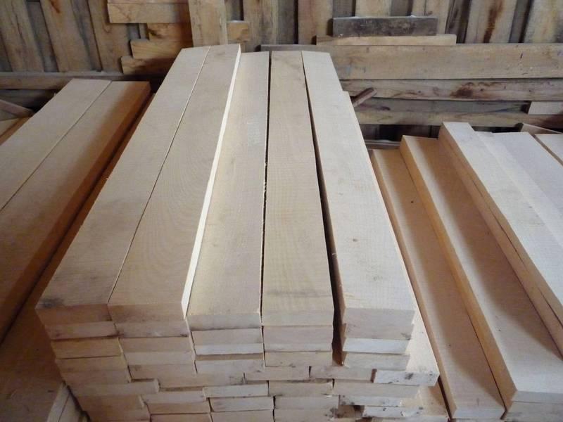 Обрезная рейка 20 х 40 мм