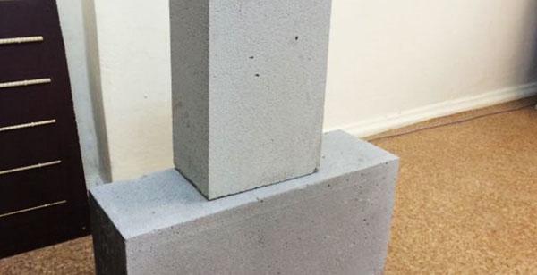 два блока
