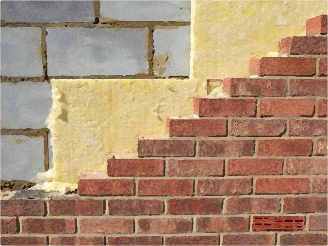 Шаг 4. Возведение стен