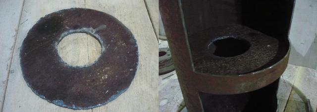 Фото 4 Вырезаем круг из листа металла