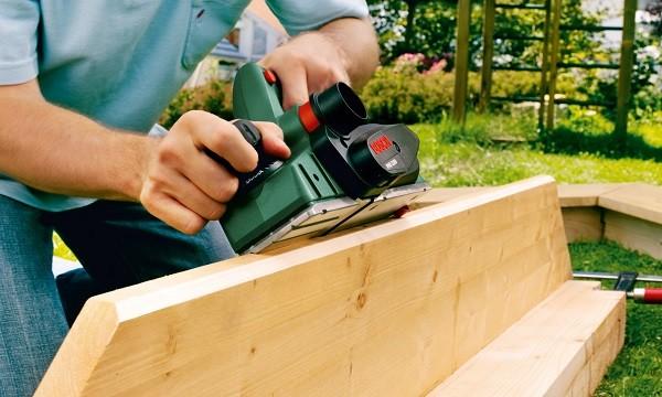 Строгание древесины