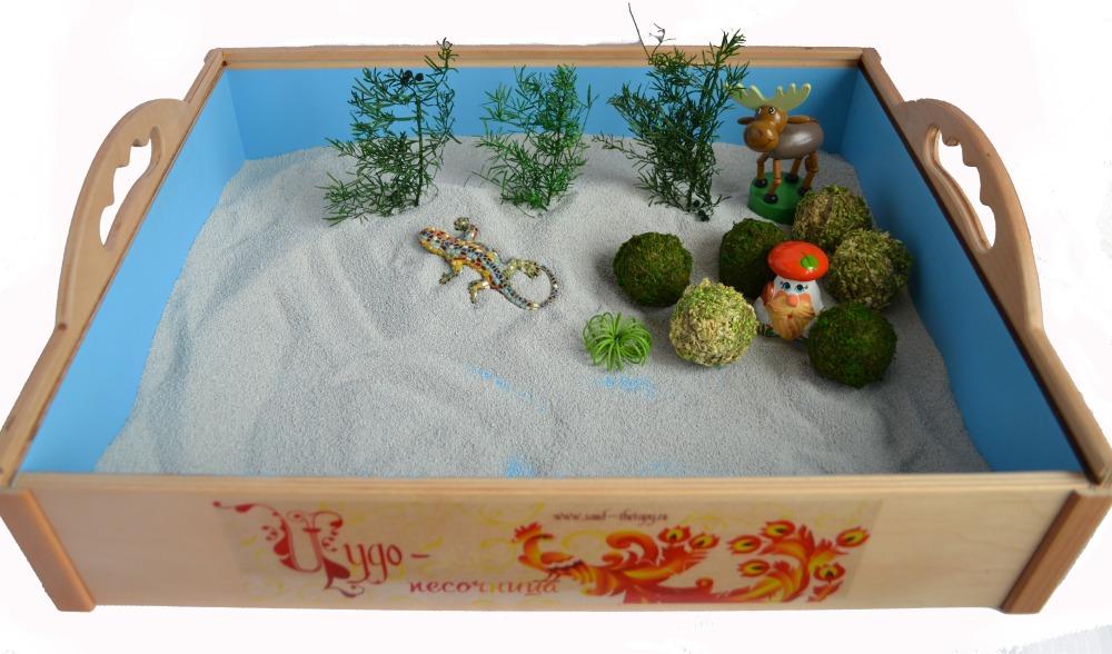 Переносная песочница