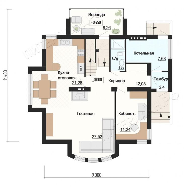 Проект дома своими руками: основные этапы проектирования и правила изменения при выборе базового проекта (98 фото + видео)