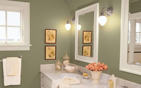 фото ванный комнат в чатном доме, фото 24