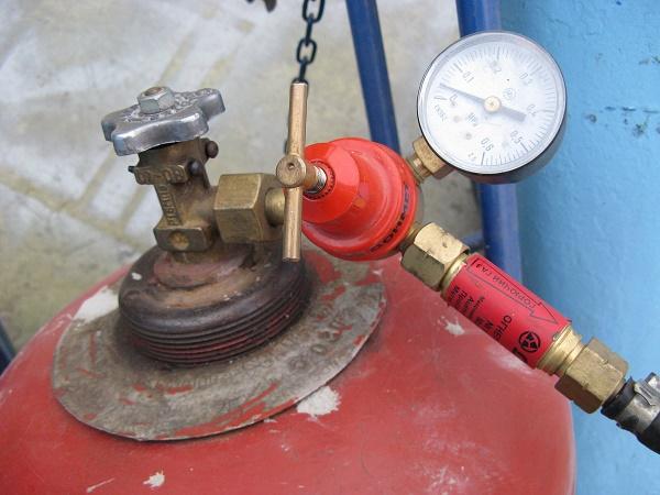 Особенности подключения плиты к газовому баллону