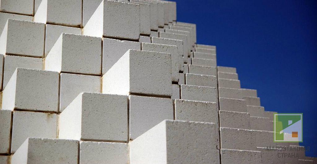 Пенобетонные блоки: технология производства, плюсы и минусы, виды и характеристики материала