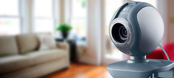 Видеонаблюдение в квартире через web камеру
