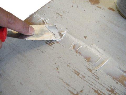 Как обклеить мебель самоклеющейся пленкой