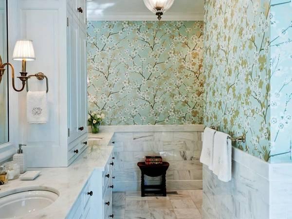 фото ванных комнат в частном доме, фото 32