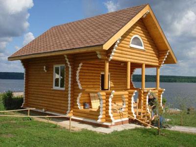 Крыша для бани