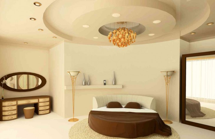 Многоуровневый потолок из гипсокартона с подсветкой: пошаговая инструкция как сделать своими руками + 86 фото