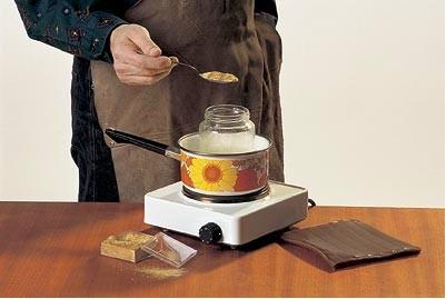 Как собственноручно сделать столярный клей?