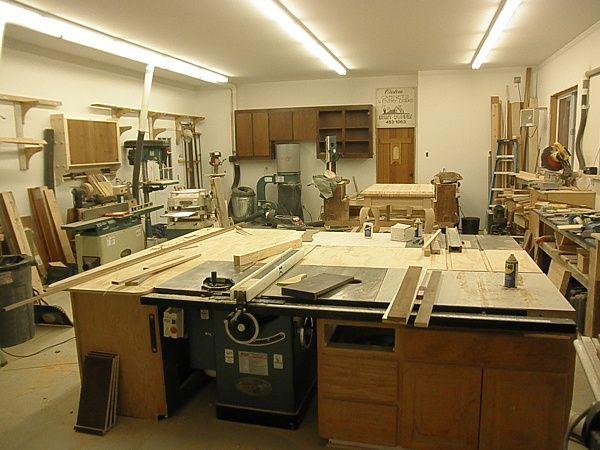 отдельная мастерская как организовать пространство