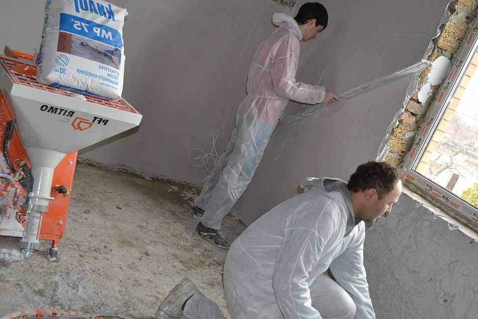 Стадии ремонта в квартире сменяют одна другую