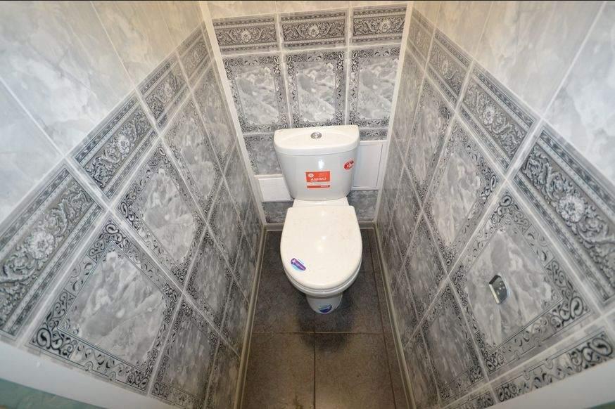 Отделка ПВХ панелями - простой и дешевый способ ремонта туалета