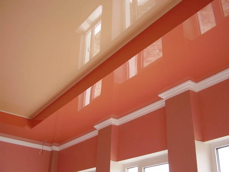 Виды потолочных плинтусов для натяжных потолков - подробный разбор