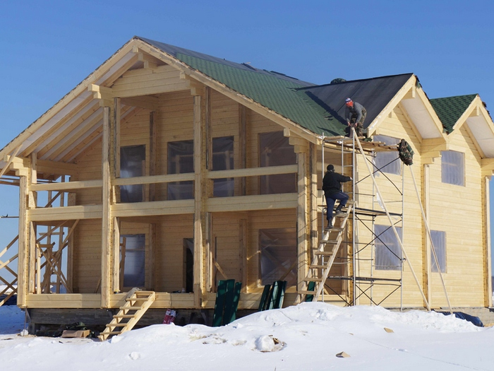 дом построить сколько стоит