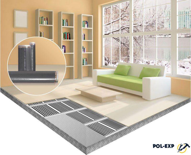 ИК теплый пол под плитку - какой лучше