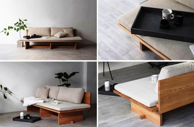 Идеальный диван своими руками для вашего интерьера