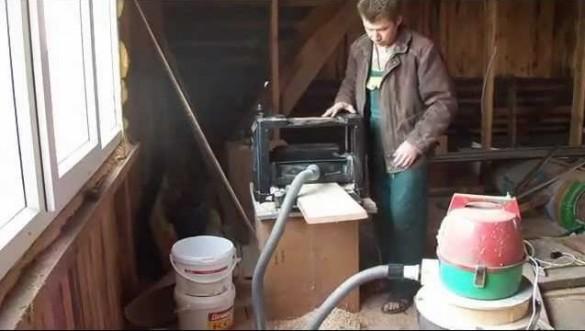 Устройство столярной мастерской
